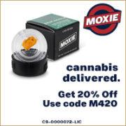 Moxie-LA weed delivery