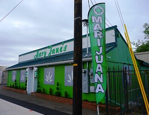 mary janes weed store